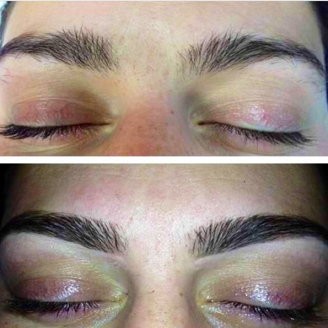 Bring Your Unruly Brows For Taming Here At Damone Roberts We Will