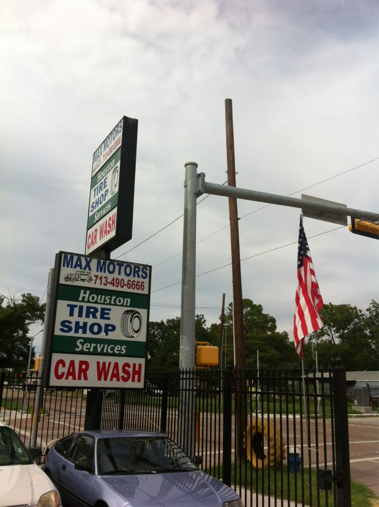 Houston Tire Shop - CLOSED - Auto Detailing - 1815 N Durham Dr, The ...