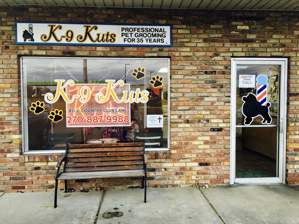 K-9 Kuts: 811C Country Club Ln, Hopkinsville, KY