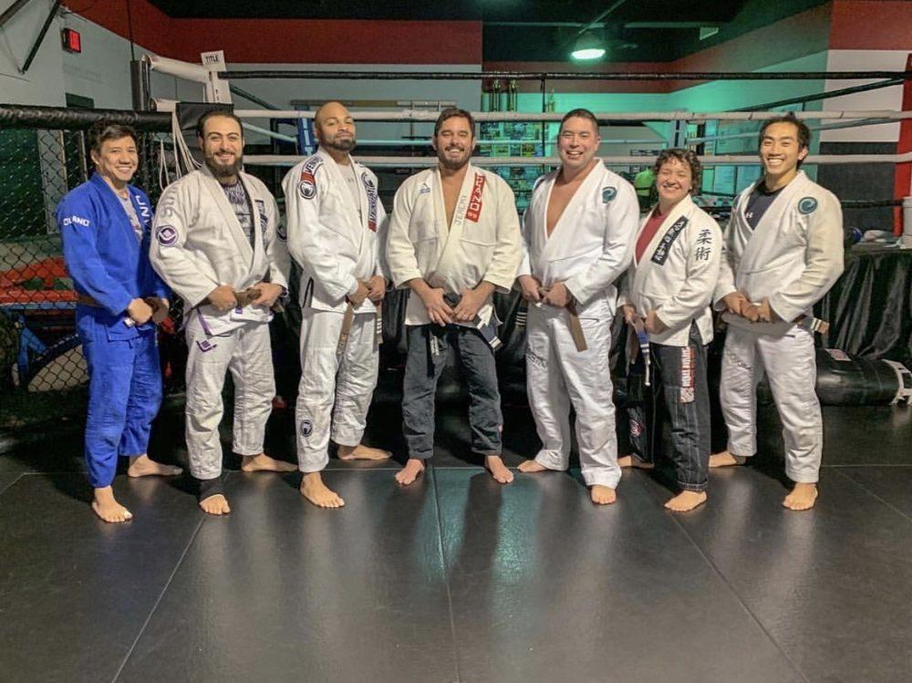 Capital MMA & Elite Fitness: 23520 Overland Dr, Dulles, VA