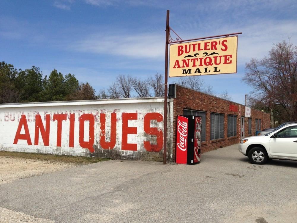 Butler S Antique Mall Jackson Tn United States Citiestips Com