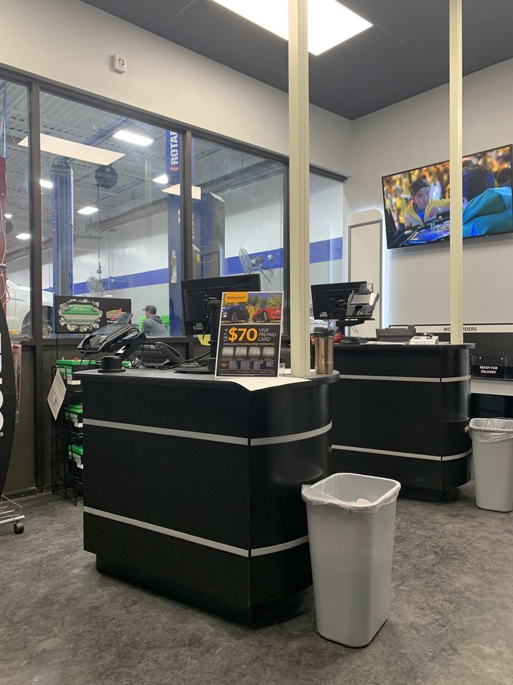 NTB-National Tire & Battery: 908 Grand Central Ave, Vienna, WV