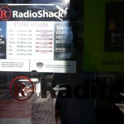 radio shack store locator