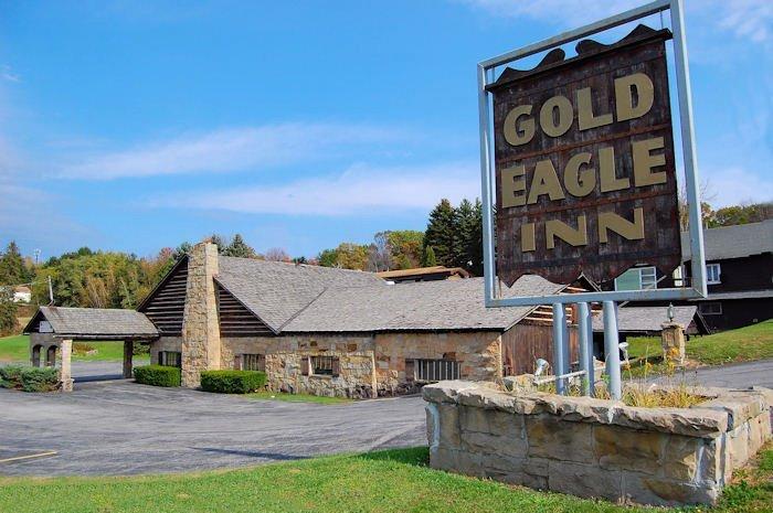 Gold Eagle Inn: 250 W Main St, Brookville, PA