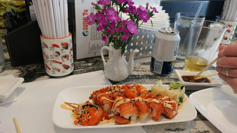 Sushi Tu: 288 Windward Passage, Clearwater, FL