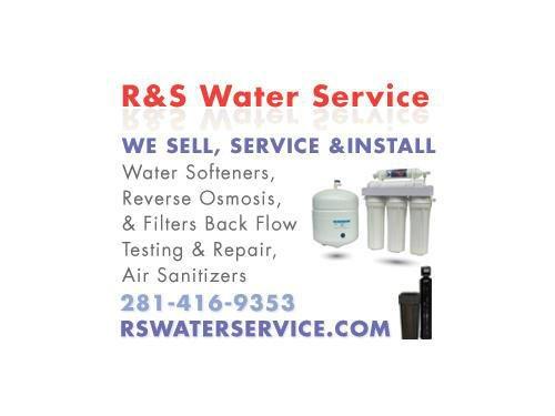 R & S Water Service: Missouri City, TX