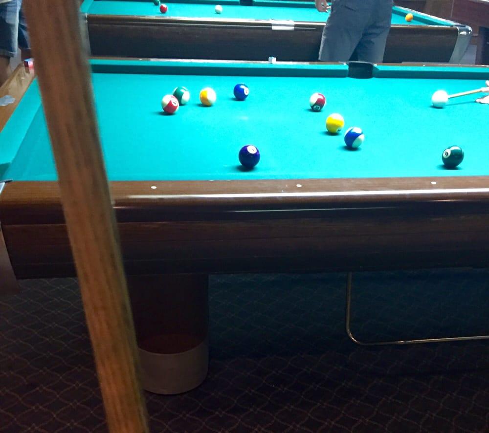 Really Nice Pool Tables!!