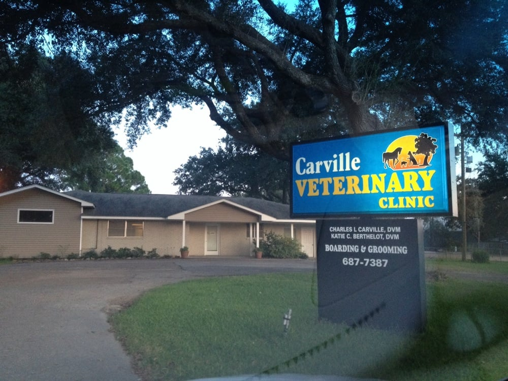 Carville Veterinary Clinic Yelp