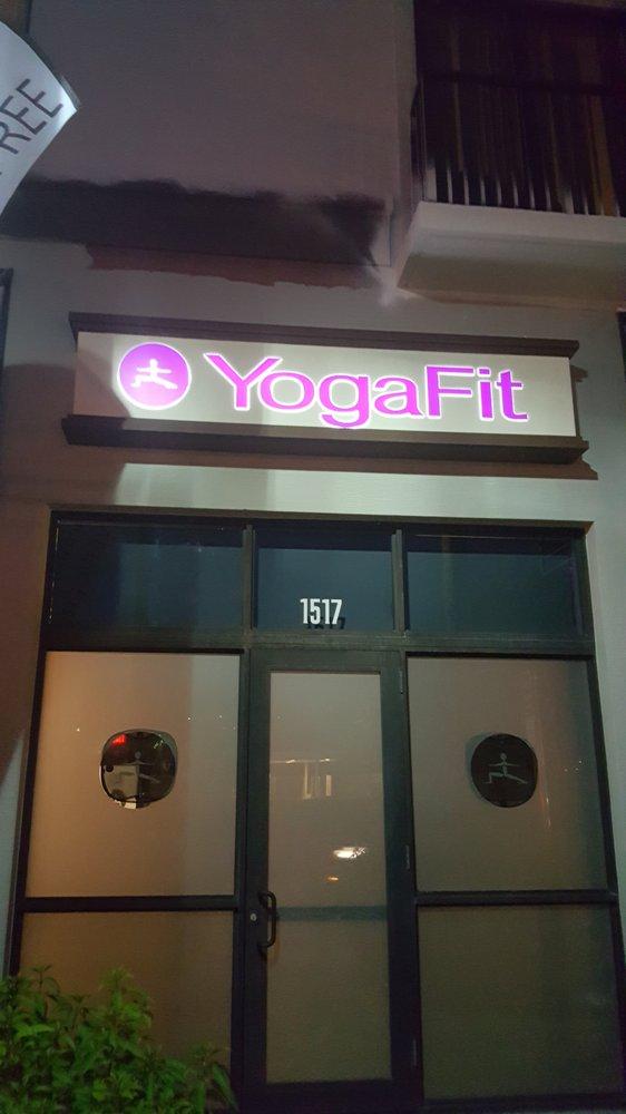 YogaFit Studios: 1517 S Federal Hwy, Boynton Beach, FL