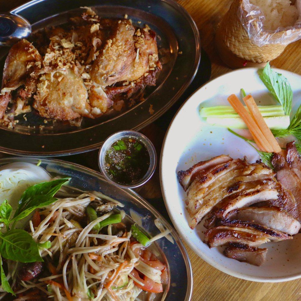 Isarn Thai Soul Kitchen: 18530 33rd Ave W, Lynnwood, WA