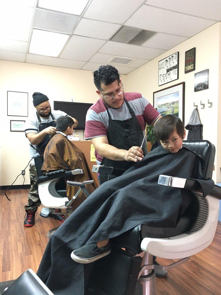 Good Old Fashioned Barber Shop   1212 Boulevard Way, Walnut Creek, CA, 94595   +1 (510) 439-7303