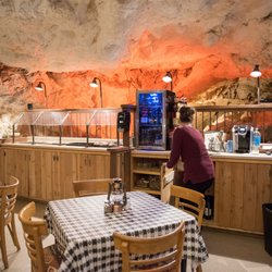 Photo Of Grand Canyon Caverns Peach Springs Az United States Lunch At
