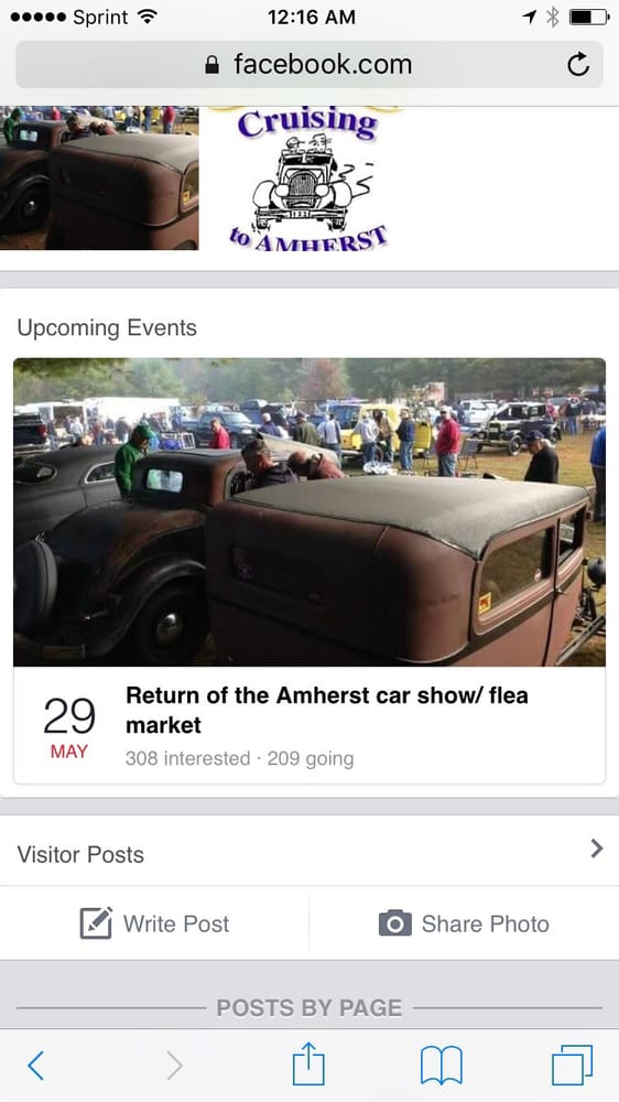 Amherst Antique Auto Show: 157 Holis Rd Rt 122, Amherst, NH