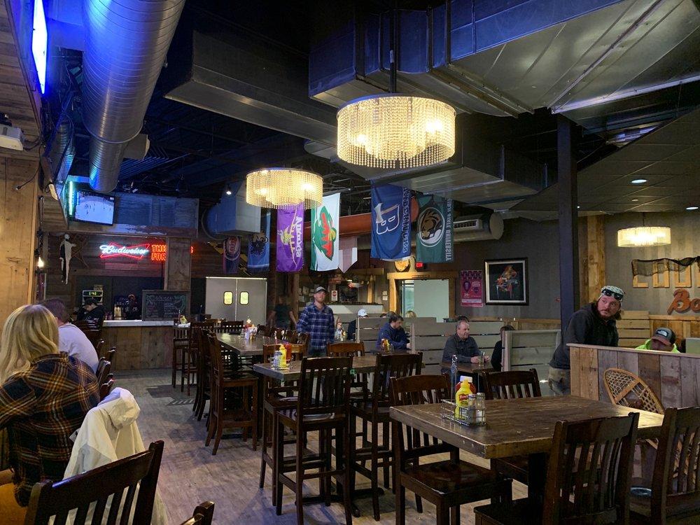 The Tavern: 929 Lake Shore Dr NE, Bemidji, MN