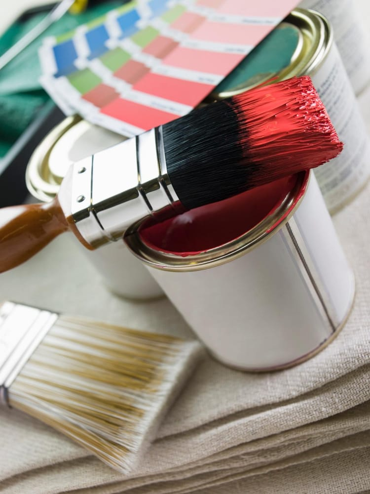 Potts Brothers Painting & Remodeling: 6560 Backlick Rd, springfield, VA