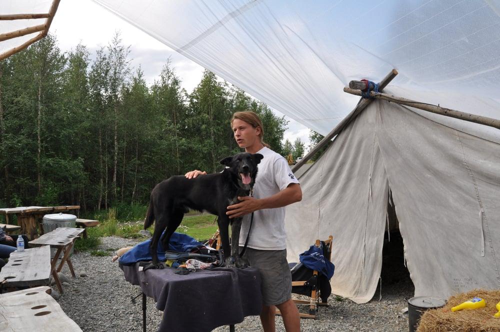 Happy Trails Iditarod Kennel: N Big Lake Blvd, Wasilla, AK