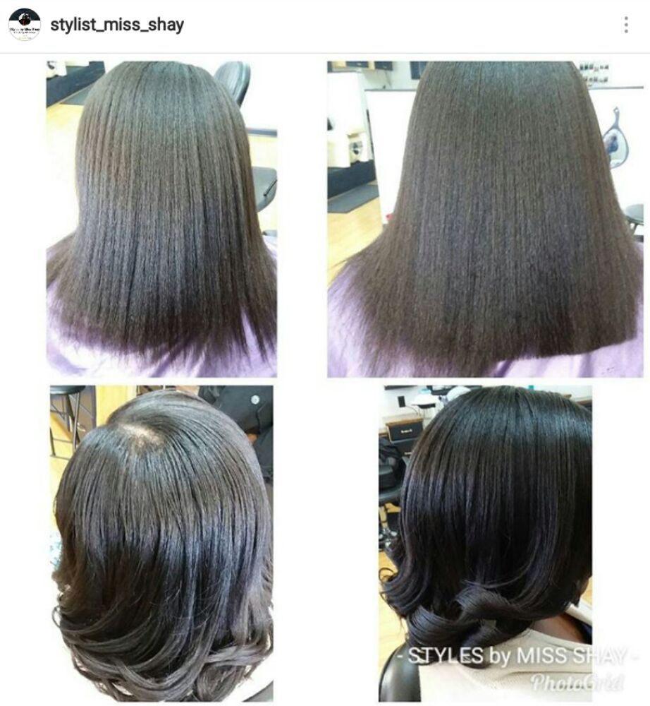 Hair Trim & Silk- Wrap - Yelp