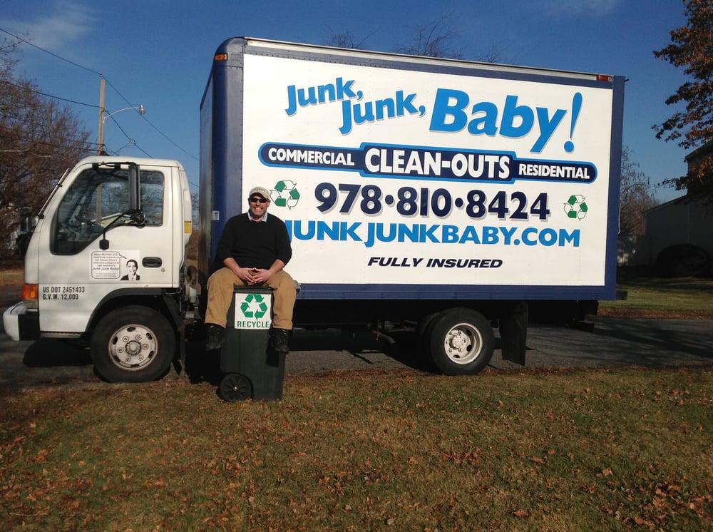 Junk Junk Baby!: 70 Newburyport Turnpike, Rowley, MA