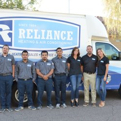Photo Of Reliance Heating And Air Conditioning Phoenix Az United States The