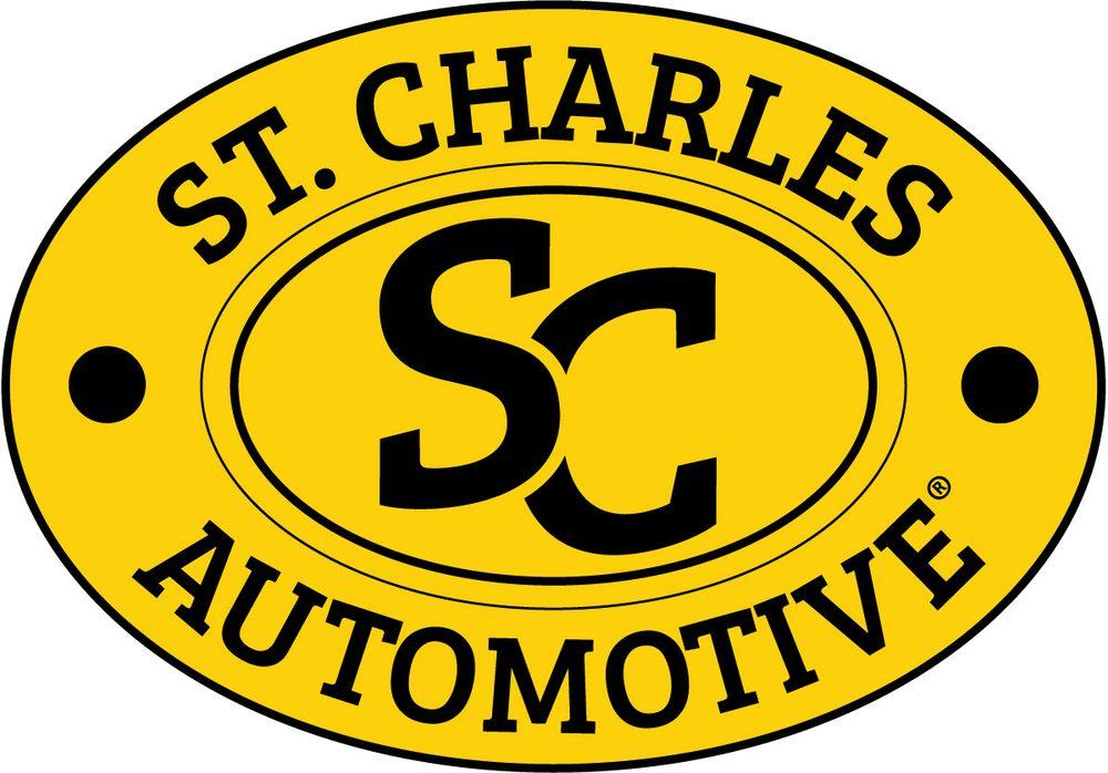 St. Charles Nissan logo
