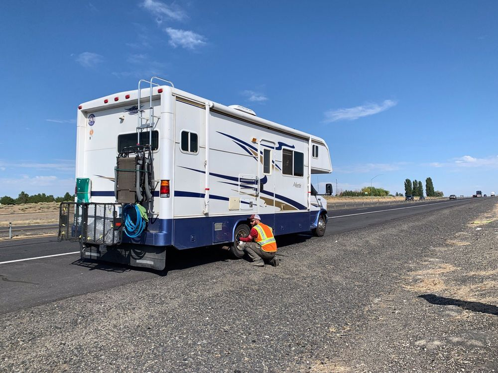 Towing business in Moses Lake, WA