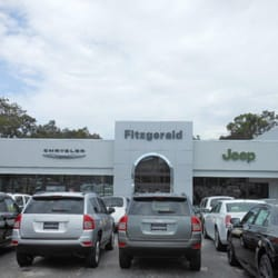Fitzgerald Auto Mall - Chrysler, Jeep logo