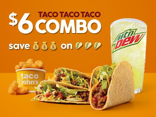 Taco John's: 2901 N 108th St, Omaha, NE