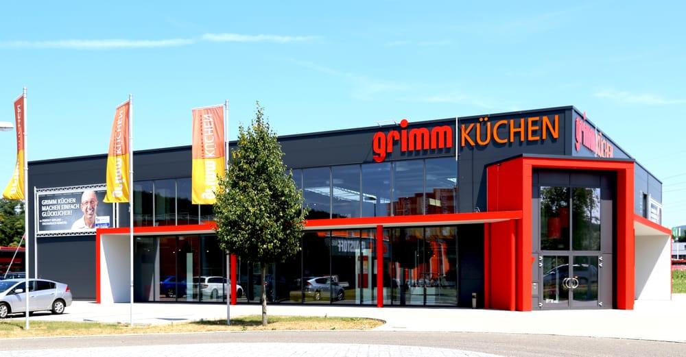 Grimm Küchen - Bad & Küche - Marie-Curie-Str. 7, Waldshut-Tiengen ...