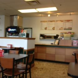 Photo Of Cano S Pizza Monroe Oh United States Front Counter