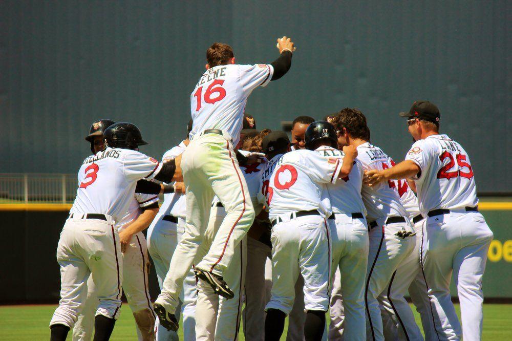 El Paso Chihuahuas Baseball Team