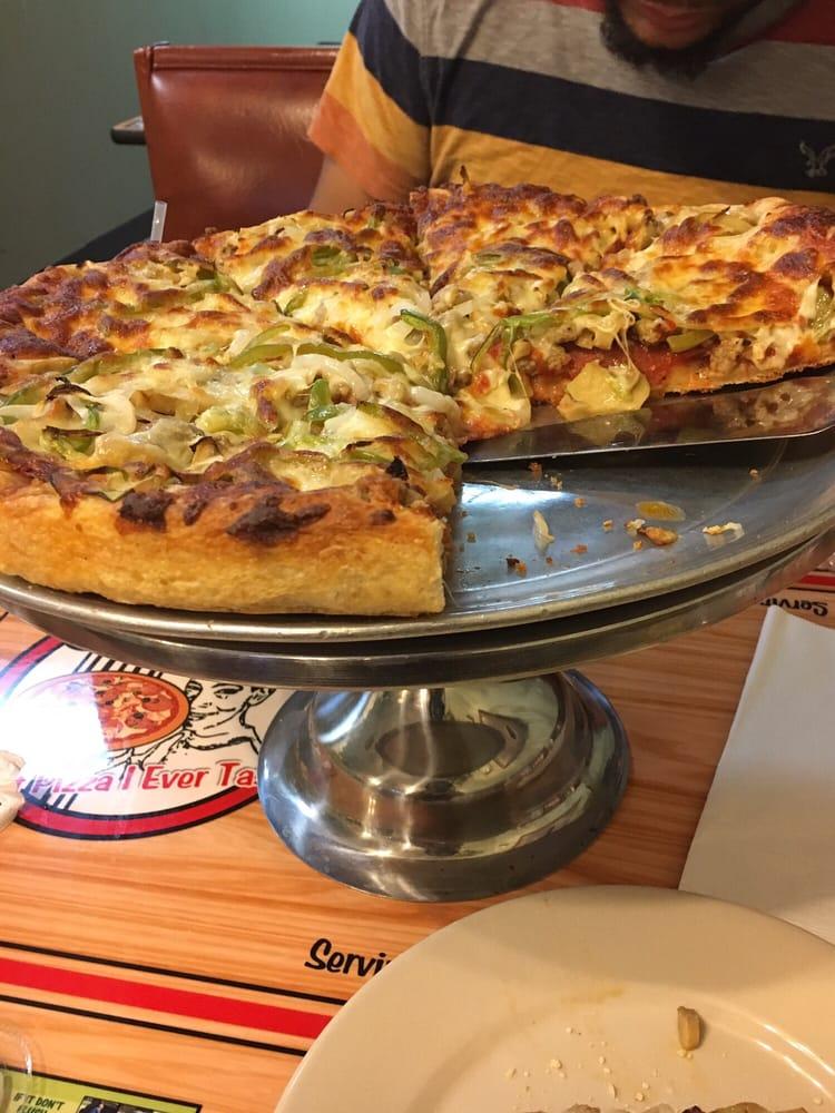 Andy Boy's Pizza: 3916 Portsmouth Blvd, Chesapeake, VA