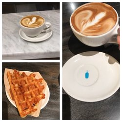 Photo Of Blue Bottle Coffee ...
