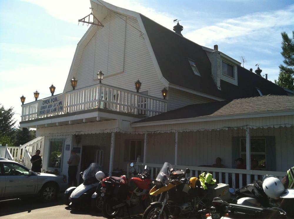 Jackson Fork Inn: 7345 E 900th S, Huntsville, UT