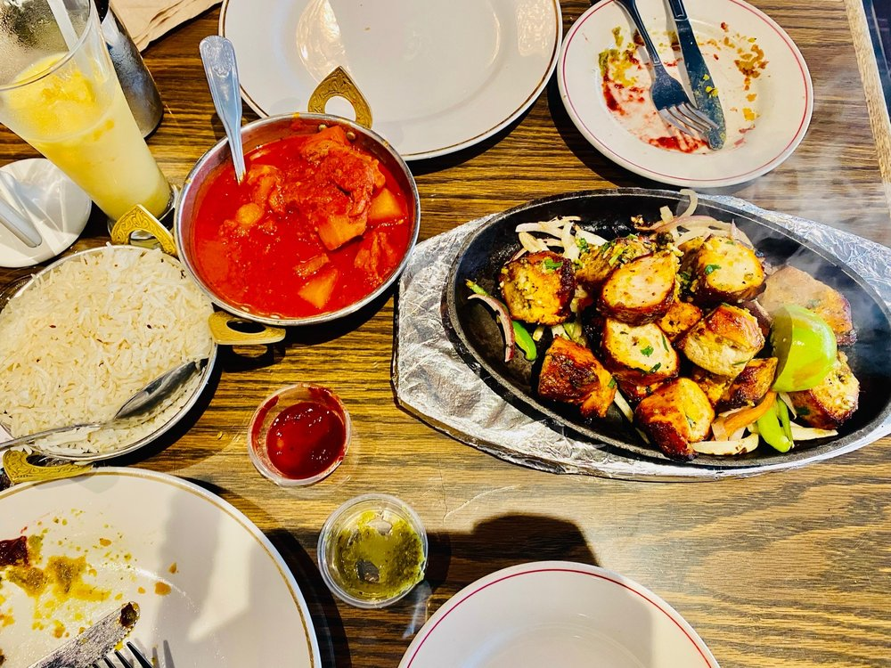 Mahan Indian Restaurant: 110 W Main St, Alhambra, CA