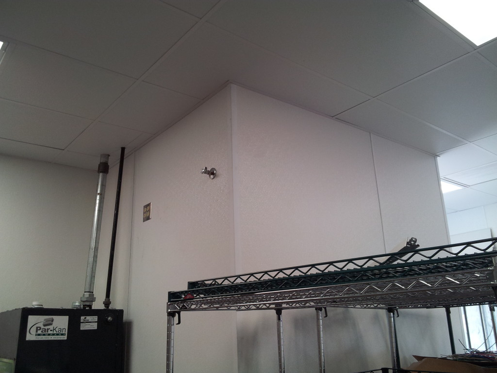 Commercial Ceiling Tile Installation In Dairy Queen Yelp