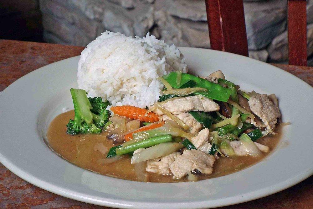 Food from Thai Ocha
