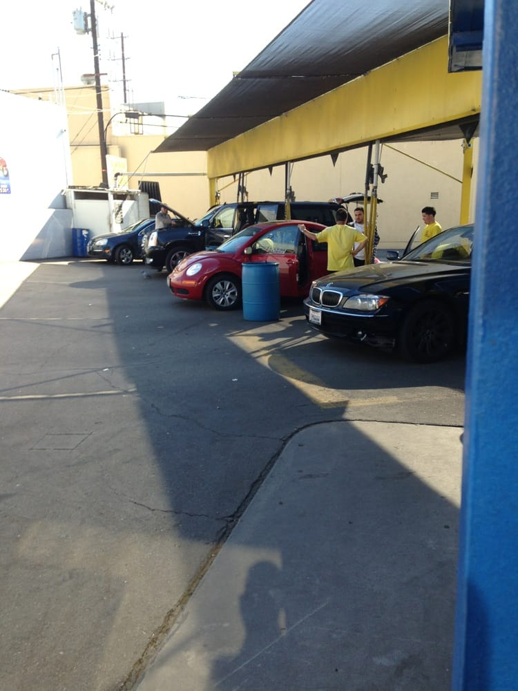 Car Wash Burbank Ca Yelp