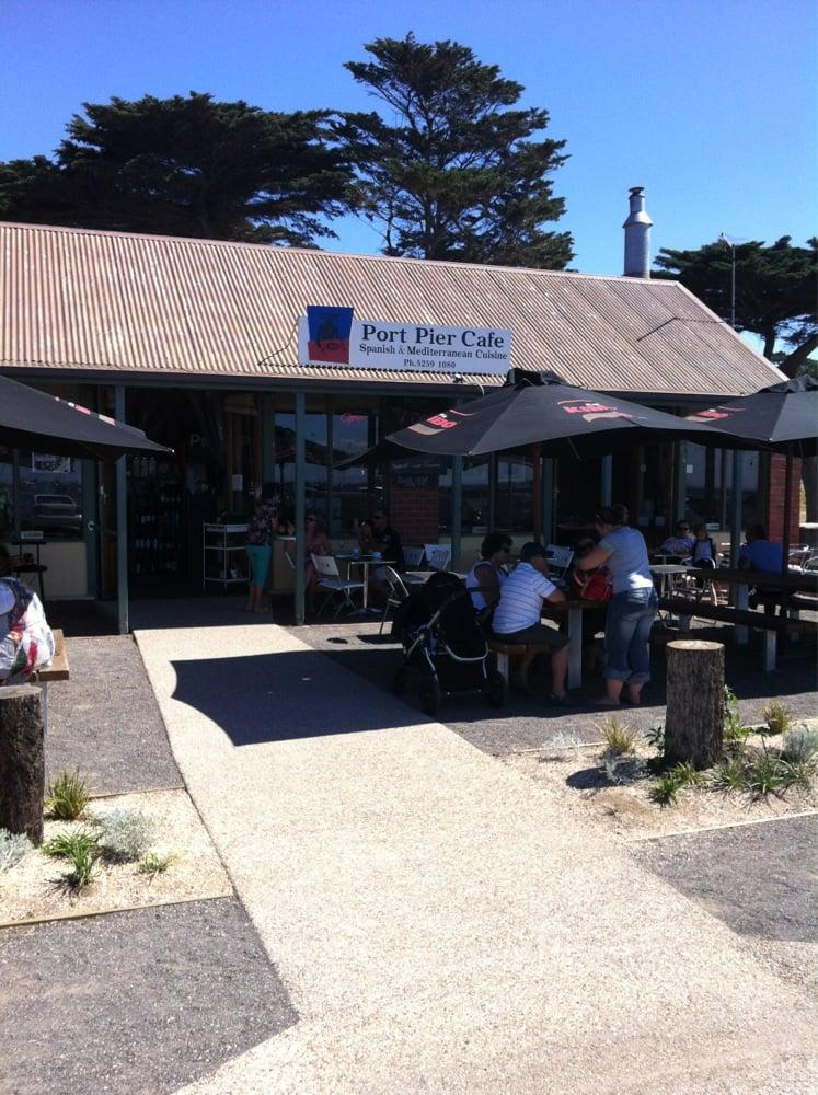 Port Pier Cafe