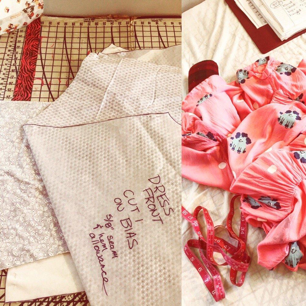 Rachel Moon's Sewing Shop