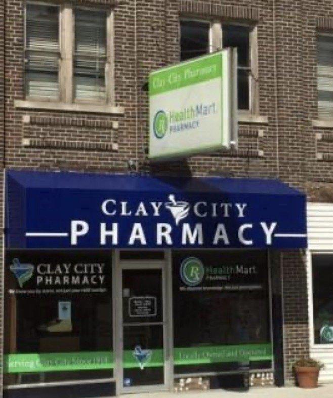 Clay City Pharmacy: 730 Main St, Clay City, IN