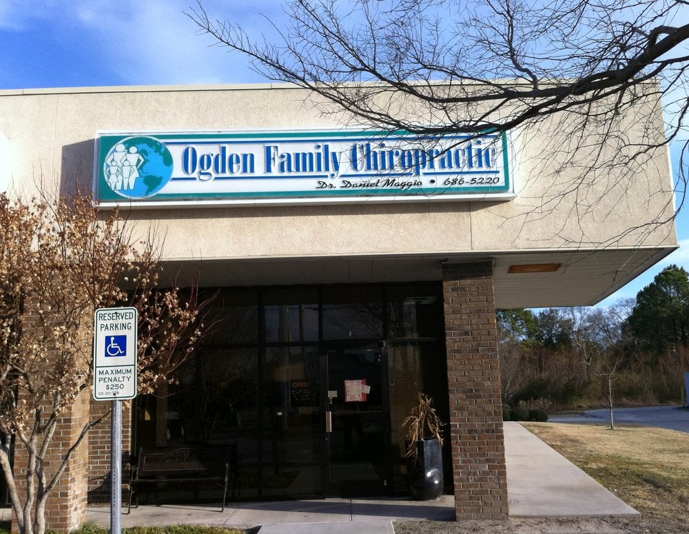 Ogden Family Chiropractic: 106 Marshall Ct, Wilmington, NC