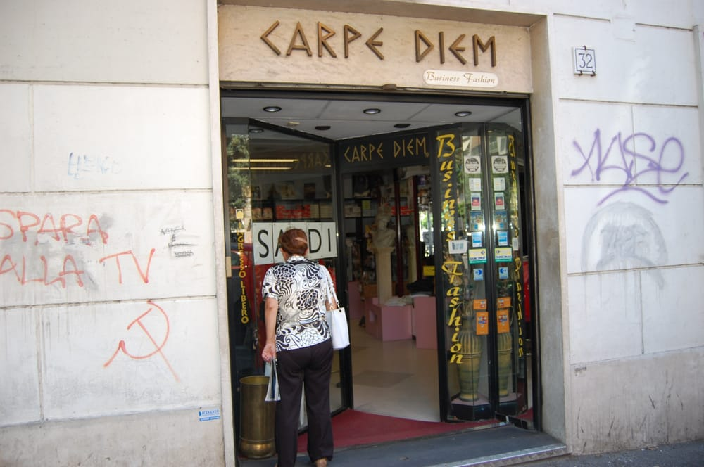 Carpe Diem Business Fashion