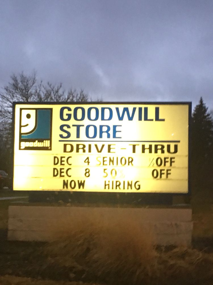 The Goodwill Store: 5906 Lute Rd, Portage, IN