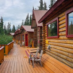 Photo Of Denali Crowu0027s Nest Log Cabins   Denali National Park, AK, United  States ...