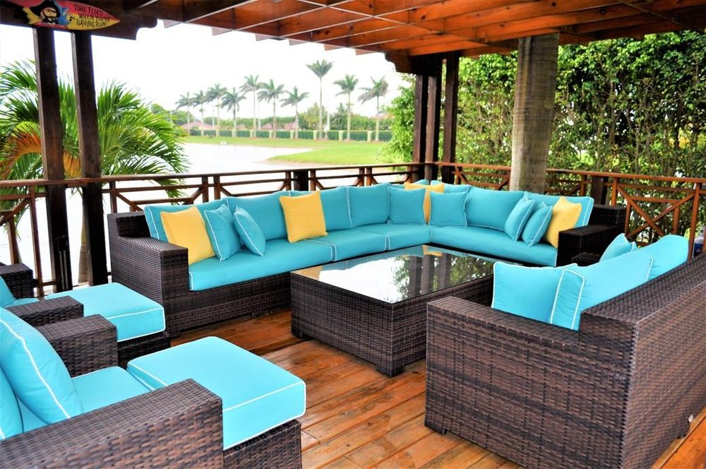 Outdoor patio emporium 62 photos outdoor furniture for Outdoor furniture orlando