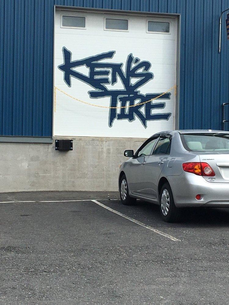 Ken's Tires: 401 S Lehigh Ave, Frackville, PA