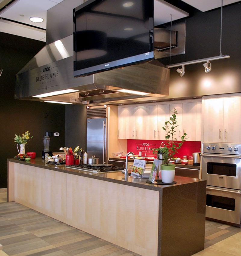 Blue Flame Kitchen: Photos For ATCO Blue Flame Kitchen