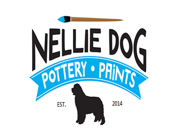 Nellie Dog Pottery & Paints: 14 W Water St, Chillicothe, OH