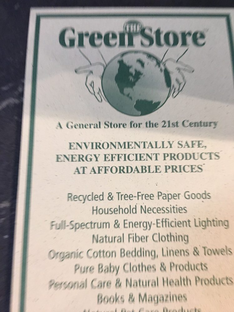 The Green Store: 71 Main St, Belfast, ME