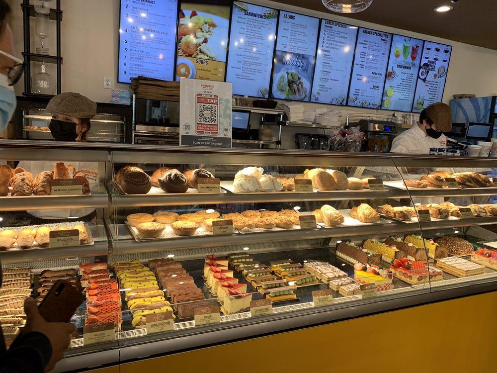 Bonjour Bakery: 1435 N Park Dr, Weston, FL